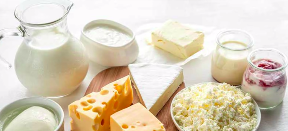 Eating Dairy Products Linked to Prostate Cancer