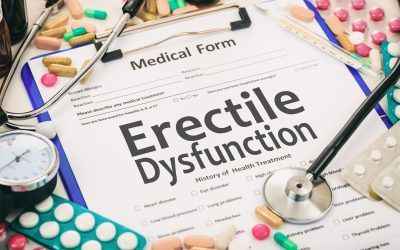 Top 5 Most Common Erectile Dysfunction Causes