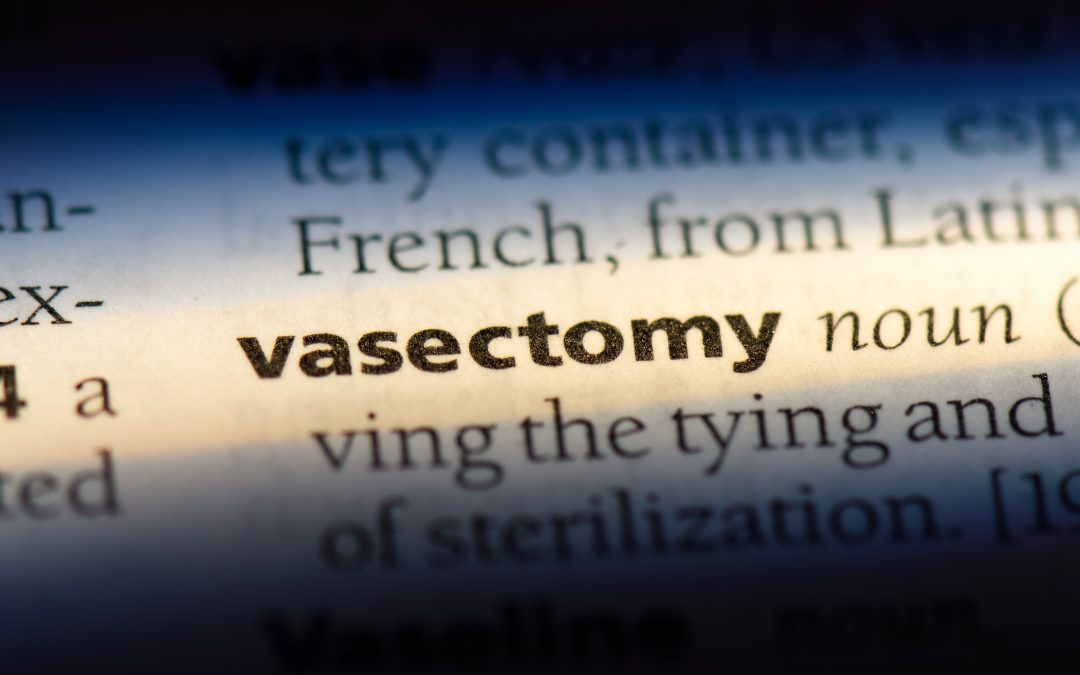 The Effectiveness of a Vasectomy