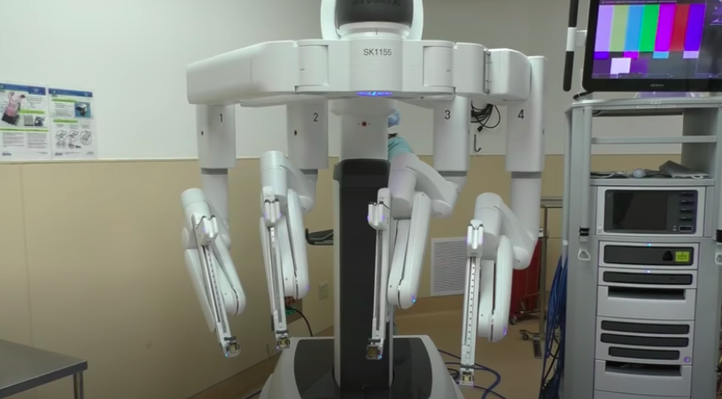 Dr. Laurel Sofer Specializes in da Vinci Robotic Platforms