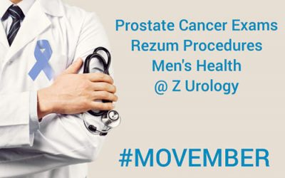 The #Movember Movement Raises Awareness About Prostate Cancer