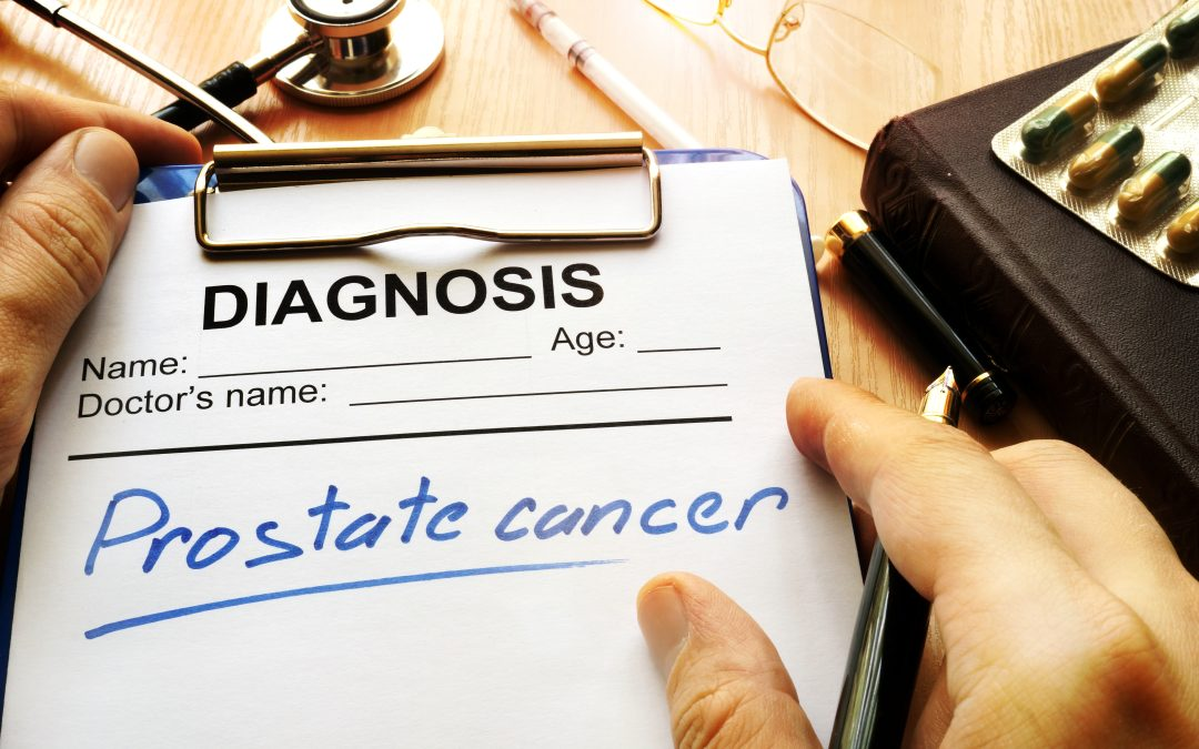 What to Do When You're Diagnosed with Prostate Cancer